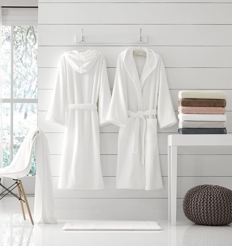 SFERRA Canedo Bathrobe