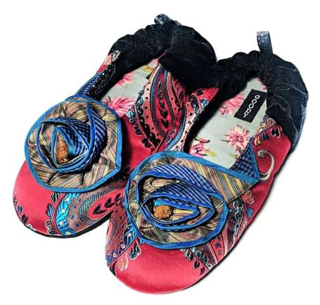 tango slippers by Goody Goody