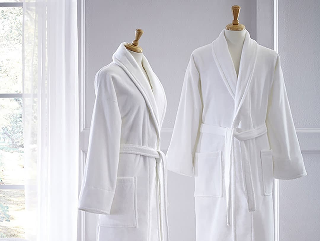 Washington DC Virginia Maryland and online luxury bathrobes