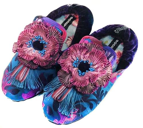 Cascade slippers by Goody Goody