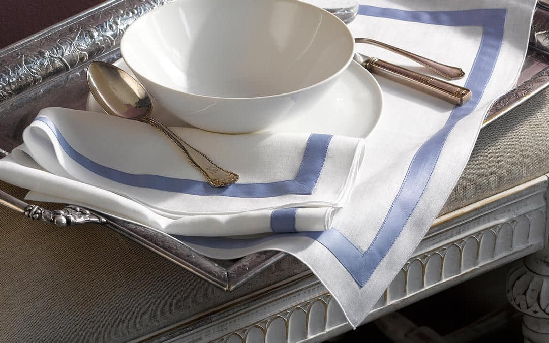 Washington DC Virginia Maryland Matouk Lowell Table Linens Collection