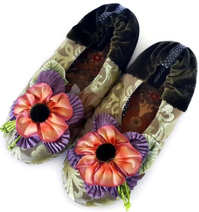 Lola slippers by Goody Goody