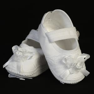 Girl's Christening Shoes GT-206