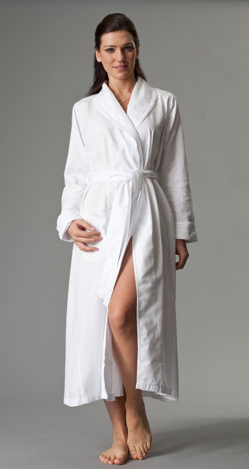 Marie-Blanche handcrafted robe