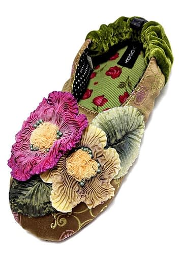 tea time slippers by Goody Goody