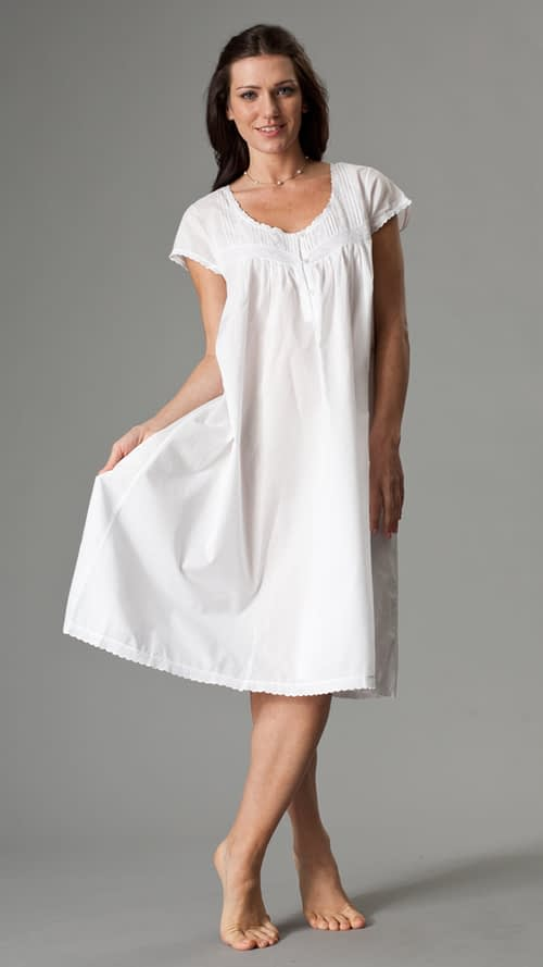 Melody handcrafted nightgown
