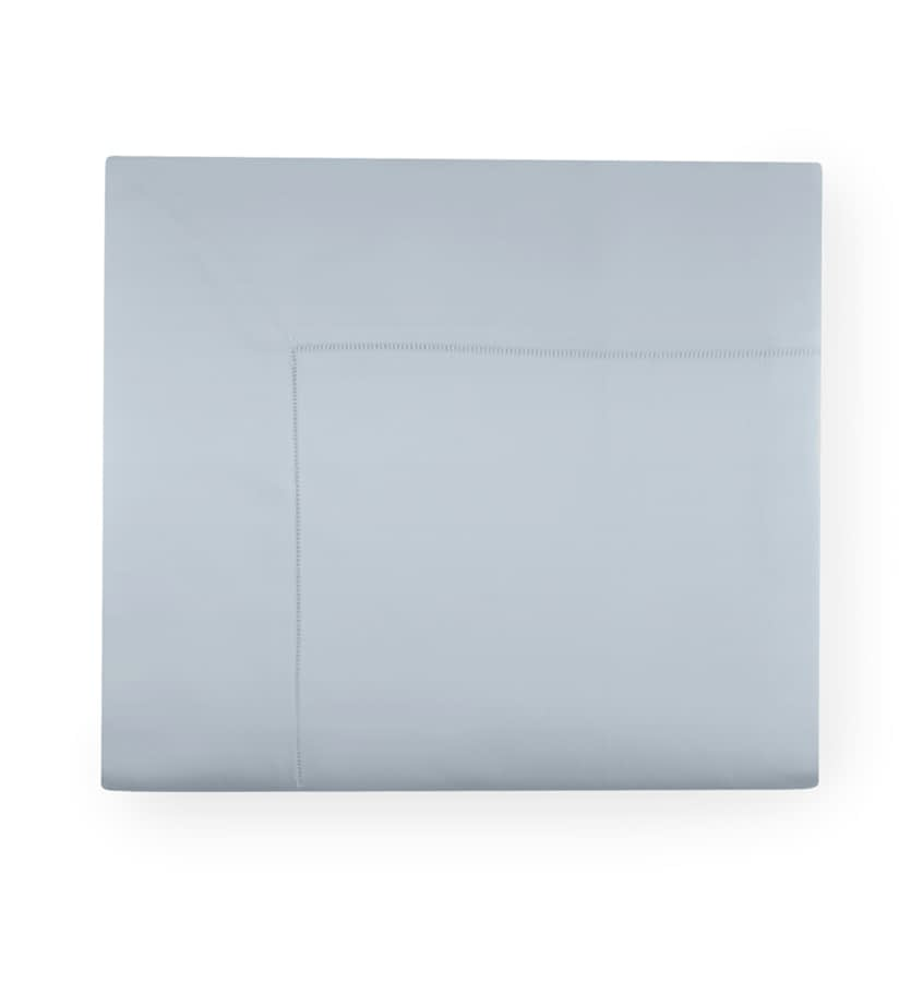 sferra giotto flat sheet ice buy online and save