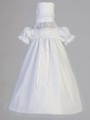 Washington DC Virginia Maryland Christening Gown buy online or in our stores Nora