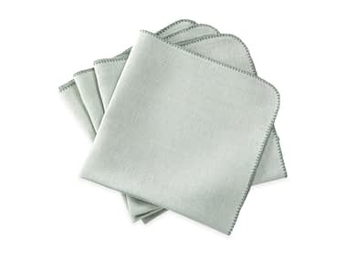 Washington DC Virginia Maryland Matouk Calypso napkins and tablecloths in opal