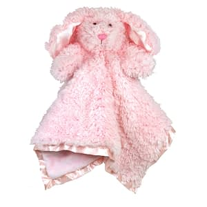 Cuddle Bud Pink Bunnie by Stephan Baby