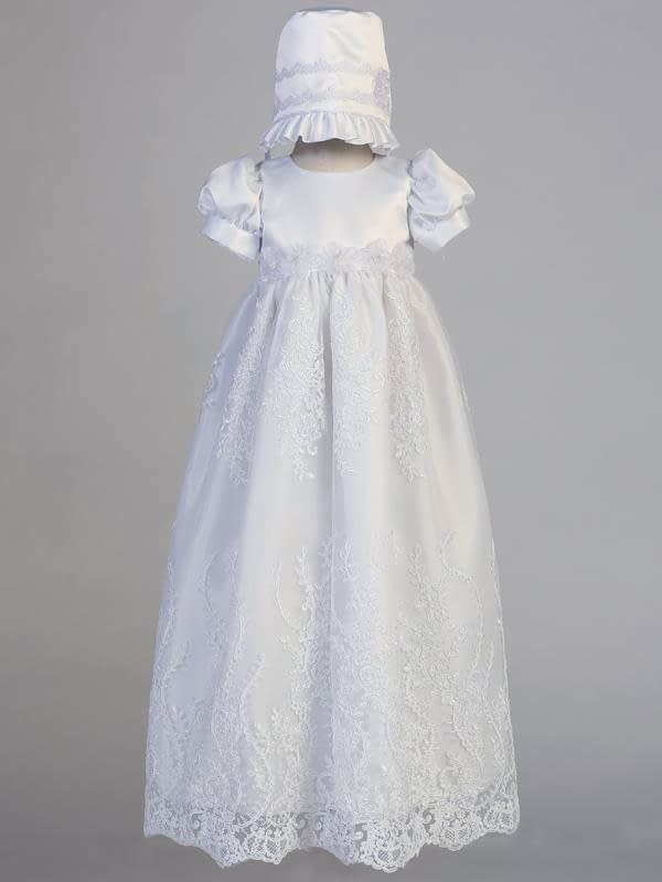 Washington DC Virginia Maryland Christening Gown buy online or in our stores Willow Christening Gown