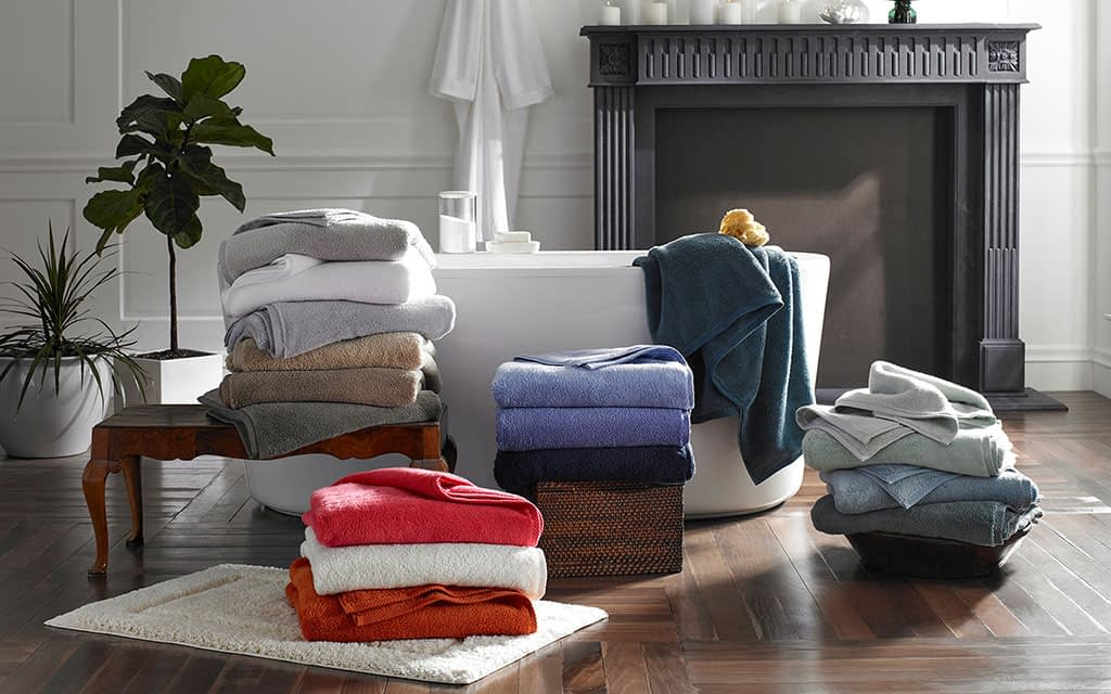 Matouk Milagro bath linens collection buy online and save