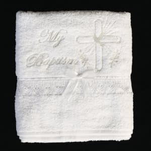Christening Towels b99