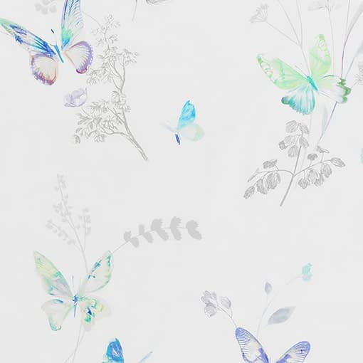 Butterfly Bedding 2 by Julie Lavariere
