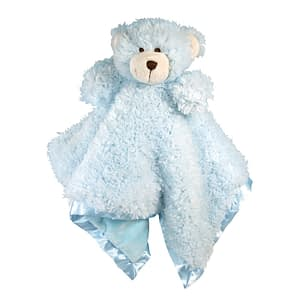 Cuddle Bud Blue Bear by Stephan Baby