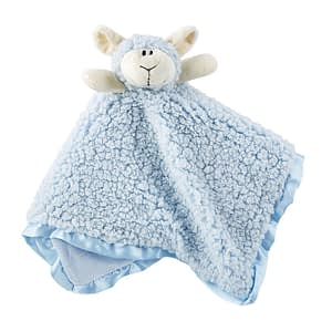 Cuddle Bud Blue Lamb by Stephan Baby