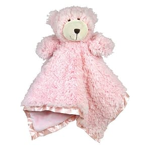 Cuddle Bud Pink Bear by Stephan Baby