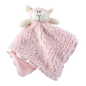 Cuddle Bud Pink Lamb by Stephan Baby