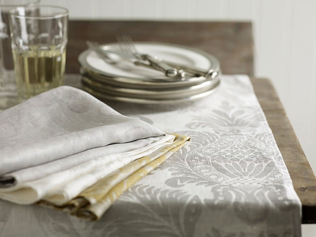 Washington DC Maryland Virginia SDH Fine European Linens Table Linens Dorset